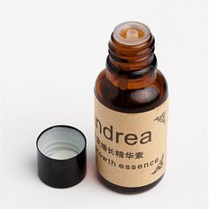 Brand Brazilian Keratin Andrea Fast Hair Growth Essence Ginger conditioner anti Hair Loss Serum liquid Argan Oil Hair