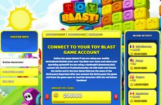 toy blast mod apk 2020 toy blast level 650 cheats toy blast android hack unlimited lives for toy blast toy blast iphone hack Cheat Online, Hack Online, Iphone Hacks, Android Hacks, Toy Blast Game, App Hack, Game Update, Blog, Mobile Game