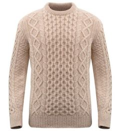 affordable alternatives Thomas Crown Affair Aran Sweater