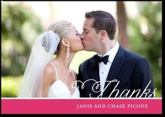 Forever Flourish thank you cards - Shutterfly