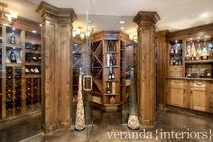 veranda interiors: Our Home {Lower Level}