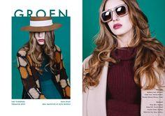 Groen A Fashion Friend style styling fashion green