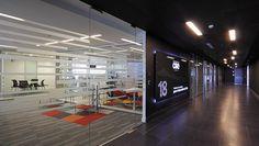 Arquitectura Interior Oficinas Corporativa Grupo Empresas CGE   Diseño, Arquitectura, Comunicación