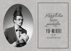 YO-mirri  Design: Kirsi Nisonen & Bob Helsinki