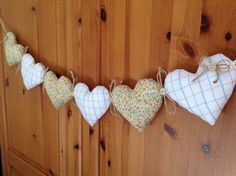 A personal favourite from my Etsy shop https://www.etsy.com/uk/listing/269485492/cottage-chic-liberty-floral-fabric-heart