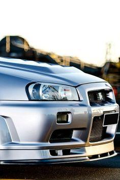 Nissan Skyline R34