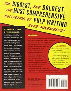 The Black Lizard Big Book of Pulps: Otto Penzler: 9780307280480: Amazon.com: Books