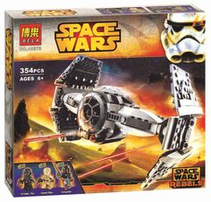 ZW 354pcs star Wars series The Force Awakens TIE Advanced Prototype minifigure fighter Building Blocks Toy Compatible With Legoe  http://playertronics.com/product/zw-354pcs-star-wars-series-the-force-awakens-tie-advanced-prototype-minifigure-fighter-building-blocks-toy-compatible-with-legoe/