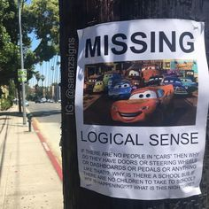 Someone Is Putting Up Fake Posters Around The City And Its - These hilarious posters keep popping up all over california