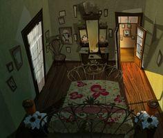 Fantasma by Juan Francisco Cancelleri, via Behance