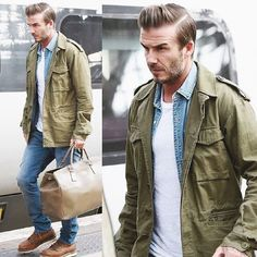 David beckham , style , fashion , menstyle , mensfashion ,