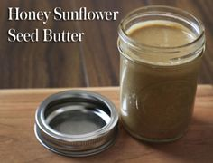 Gina Yu Honey Sunflower Seed Butter