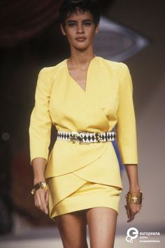 Titolo   Gianni Versace, Spring-Summer 1991, Couture | Gianni Versace  Gianni Versace, Spring-Summer 1991, Couture | Gianni Versace