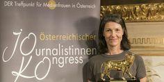 """""""Medienlöwin"""" für ORF-Redakteurin Waldner-Pammesberger"""
