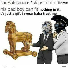 History Memes, History Facts, History Photos, Top Memes, Dankest Memes, Stupid Memes, Funny Jokes, Funniest Memes, Car Jokes