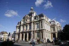 la mairie de Tourcoing