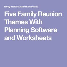 How to Write a Good Family Reunion Invitation Letter Family