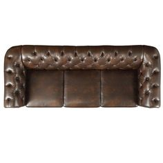 Shop Knightsbridge Tufted Scroll Arm Chesterfield Sofa by iNSPIRE Q Artisan - On Sale - Overstock - 9497906 - Brown Bonded Leather Tufted Leather Sofa, Tufted Sofa, Chesterfield Sofa Bed, Old Hickory Tannery, Deep Sofa, Grey Cushions, Bonded Leather, Tufting Buttons, Fabric Sofa