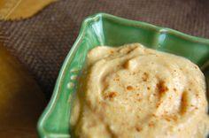 Pumpkin Greek Yogurt w/ 0% Vanilla Chobani