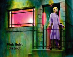 """Matilda Dods plays a doll part in """"Pink Light District"""" by Miles AldridgeforNuméroMagazine, S/S '16. Saturated with his unique brand of beauty, Miles takes us one shade away from the Red Light District. Model/Musician, Matilda, goes from pretty to plastique, as this story screams with layers of sadness. Samuel François uses bright styles that meet …"""