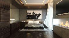 Fancy bedroom trends