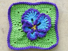 Ravelry: crochetbug13's Square 1