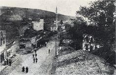 HÜKÜMET CADDESİ ESKİ CAMİ VE HAMAM 1928