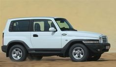 TagAZ Tager (a Russian-built Ssangyong Korando) Soviet Union, Jeeps, Jaguar, Madness, 4x4, Russia, Truck, Korean, Cars
