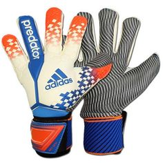 6abeb80f2fc0 adidas Predator Pro Wet Grip Goalkeeper Gloves - model G73373