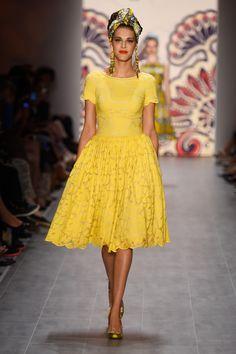 Lena Hoschek ~ the dress.