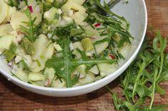 Familienjahr: Aus dem Garten auf den Teller: Spargel-Kartoffelsa...