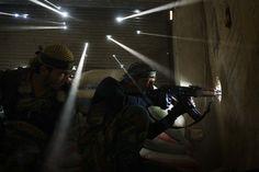 IlPost - Spot News, 3° premio storie  - Javier Manzano SIEGE OF ALEPPO Aleppo, Siria 18 ottobre 2012