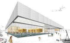 """dosmasuno arquitectos — """"El Cielo Protector"""" — Image 1 of 6 — Europaconcorsi"""