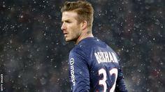 Davide Beckham - PSG