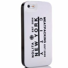 A rigid iPhone 5/5s case styled with logo detailing and cool contemporary pattern is designed to protect the Apple iPhone 5. It securely protects your iPhone 5/5s from bumps and scratches throughout the day and your travels.