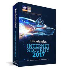 Bitdefender Internet Security - 1-Year / 1-PC - BlueJadeServices