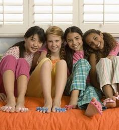 Teen Sleep Overs 78