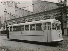 Apuntes de la Historia del Tranvia en la ciudad de Buenos Aires por Aquilino Gonzalez Podesá