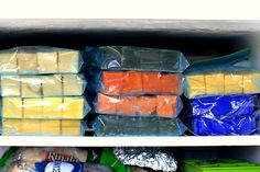 tips for making and storing your own baby food (for waaaaaay down the line!)