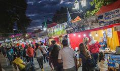 """En la plaza Eduardo Costa, más de 30.000 vecinos disfrutaron de """"Sabores del Mundo"""""""