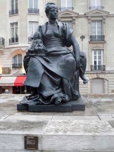 """""""L'Asie"""" de Alexandre Falguière_Musée d'Orsay_Paris (France)_2014-05-08 © Hélène Ricaud-Droisy (HRD)"""