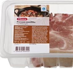 Henri Alen on #uunipossu -hittireseptin takana.  Henri suosittaa reseptissä Atrian lihaa. Myös Pirkka porsaan uunilihaa 800 g valmistaa Atria. Tuotteella on Hyvää Suomesta -joutsenlippumerkki. #possu #possugate #possuonuusimutti