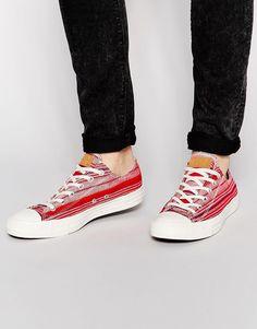 Immagine 1 di Converse - All Star - Scarpe da ginnastica di tela bordeaux