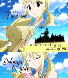 Fairy Tail…Lucy