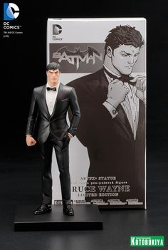 2016 SDCC Exclusive DC Comics Bruce Wayne ArtFX+