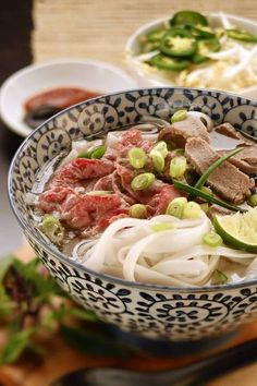 There are noodle soups and there is pho, Vietnam's richly complex gift to the world. Pho (say: fuh) may prompt wisecracks and punny tee shirts, judging by those we saw at Ho Chi Minh City's Ben...