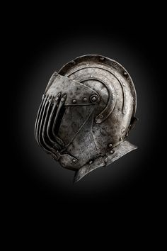 Rare Tournament Helmet for the Gioco Del Ponte in Pisa, circa 1590 | From a unique collection of antique and modern arms, armor and weapons at https://www.1stdibs.com/furniture/more-furniture-collectibles/arms-armor-weapons/