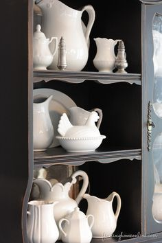 Decorating With Vintage Items