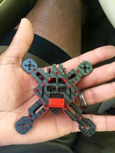 Cube X frame kit. - Get your first quadcopter today. TOP Rated Quadcopters has the best Beginner, Racing, Aerial Photography, Auto Follow Quadcopters on the planet and more. See you there. ==> http://topratedquadcopters.com <== #electronics #technology #quadcopters #drones #autofollowdrones #dronephotography #dronegear #racingdrones #beginnerdrones