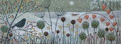 Jo Grundy Artist- Winter